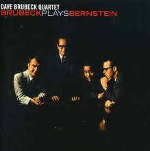 Bernstein plays Brubeck plays Bernstein - CD cover - Essential Jazz Classics ( includes Jazz Impressions Of Japan)
