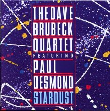 Brubeck/Desmond - Stardust- LP ( Fantasy 8092) & CD cover.