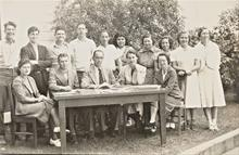 Ione CA Union High School Student Officers  Dave Brubeck Treasurer 1937