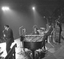 Concertgebrow, Amsterdam 1961