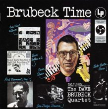 Dave Brubeck & Paul Desmond  - Brubeck Time ( see notes)