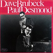 The Dave Brubeck Quartet - Dave Brubeck/Paul Desmond - CD