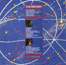 The Dave Brubeck Quartet - Stardust - LP - back cover