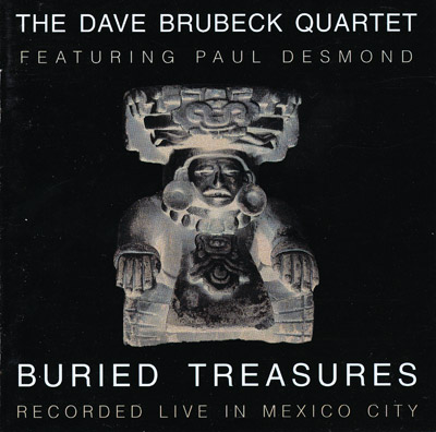 Buried Treasures  - Album cover