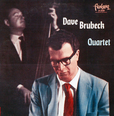 The Dave Brubeck Quartet - Album cover