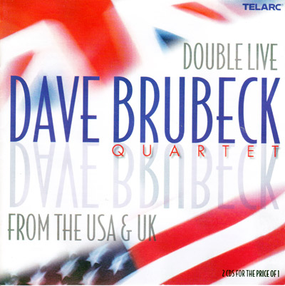 Double Live from the U.S.A. And U.K. - Album cover