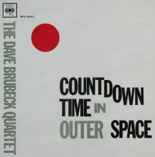 Countdown: Time ln Outer Space - CBS LP cover