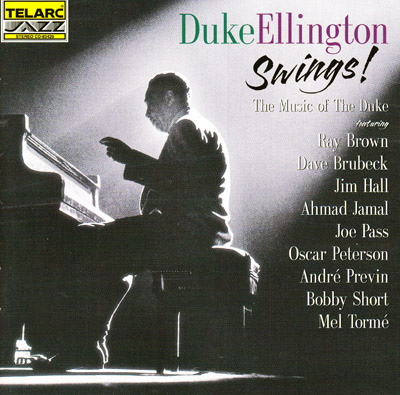Duke Ellington Swings - CD cover