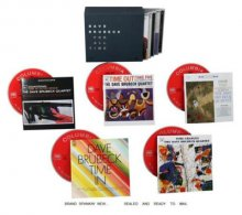 Countdown: Time ln Outer Space - For All Time Columbia Box Set