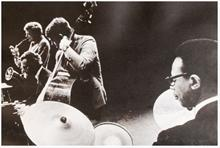 Dave Brubeck Trio with Gerry Mulligan. 