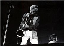1970, Schaefer Music Festival, Central Park, NYC, Dave Brubeck, Gerry Mulligan  (Courtesy Jan Lombardi)