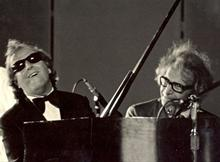 Dave Brubeck with George Shearing