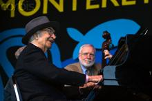 Monterey Jazz Festival, 2006, performance of Cannery Row