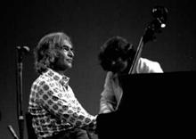 Dave Brubeck with Jack Six