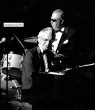 New York, Avery Fisher Hall, Dave Brubeck and Joe Morello, June 22 1985