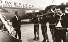 Arriving at Mexican Airport (Jazz Journal Archives)