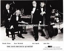 Randy Jones, Dave Brubeck, Bill Smith and Jack Six
