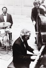 Alan Dawson, Dave Brubeck and Jack Six
