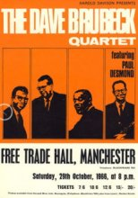 1966, Free Trade Hall, Manchester, UK