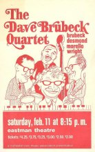 1961, Eastman Theater, Classic Quartet,