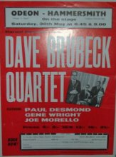 1959, London, Hammersmith Odeon.