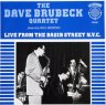 Dave Brubeck Quartet featuring Paul Desmond - Live From Basin Street N.Y.C.