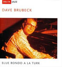 Take Five, Dave Brubeck                                                              - Delta Jazz CD