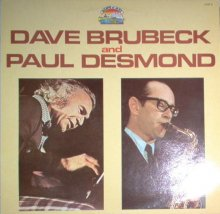 Dave Brubeck, The Quartet - Giants Of Jazz  LP ( see notes)