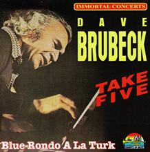 Take Five, Dave Brubeck                                                              - Giants Of Jazz CD