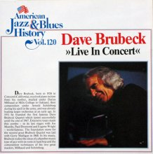 Dave Brubeck Quartet, Live, featuring Paul Desmond   - Tobacco Road LP - American Jazz & Blues Vol.120   (see notes)