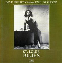 Dave Brubeck Quartet  at Newport, 1956 & 1959 - St Louis Blues - Moon CD (see notes)