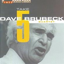 Take Five, Dave Brubeck                                                              - Jazz Hour Records CD
