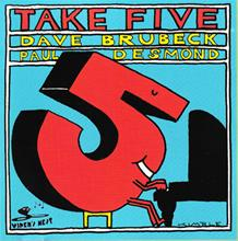 Dave Brubeck Quartet  at Newport, 1956 & 1959 - Take Five - Vipers Nest (see notes)