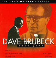 Take 5, A Jazz Hour with the Dave Brubeck Quartet                                               - Prism Leisure CD
