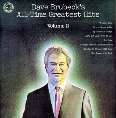 Dave Brubeck - Albums - Recordings - CD's - LP's - DVD's