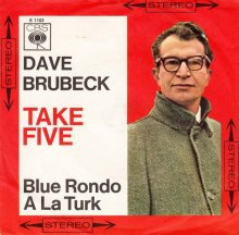 CBS Records - Take Five & Blue Rondo a la Turk