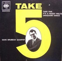 CBS Records - Take Five & It's A Raggy Waltz & Unsquare Dance
