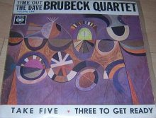 Columbia Records  - Take Five & Three To Get Ready