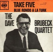 CBS Records - The Netherlands - Take Five & Blue Rondo a la Turk