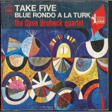 CBS Records France - Take Five & Blue Rondo a la Turk