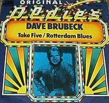 German - Original Oldies series - Take Five & Rotterdam Blues
