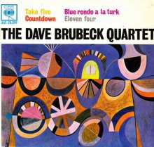 CBS - Spanish release - Take Five, Eleven Four, Countdown, Blue Rondo a la Turk.