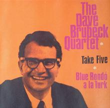 Mexican release - Take Five & Blue Rondo a la Turk (image courtesy - Pablo Prieto)
