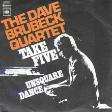 CBS - The Netherlands - Take Five & Unsquare Dance