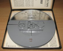 Reeel To Reel release, inner box.