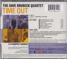 Dual Disc, back cover.